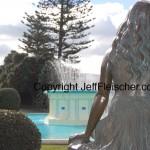 Jeff Fleischer photo of Pania statue in Napier